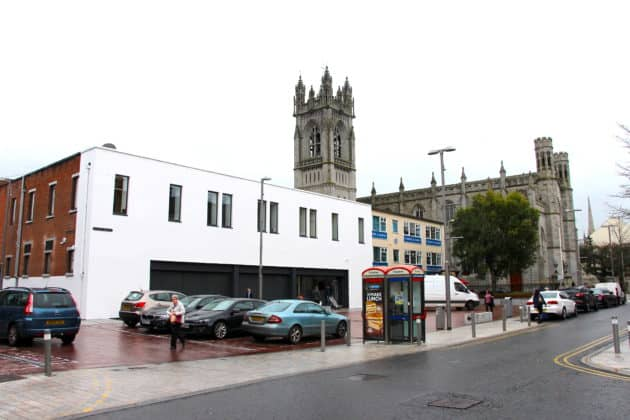 First Derivatives Marcus Square Newry