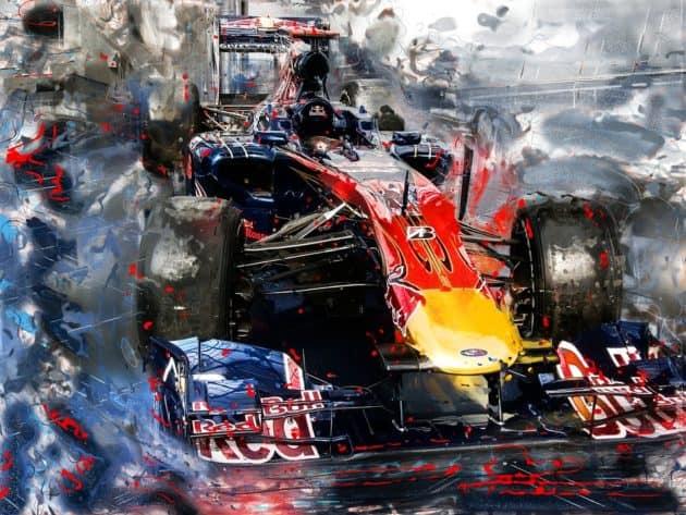 City of Merchants 2018 Red Bull Formula 1