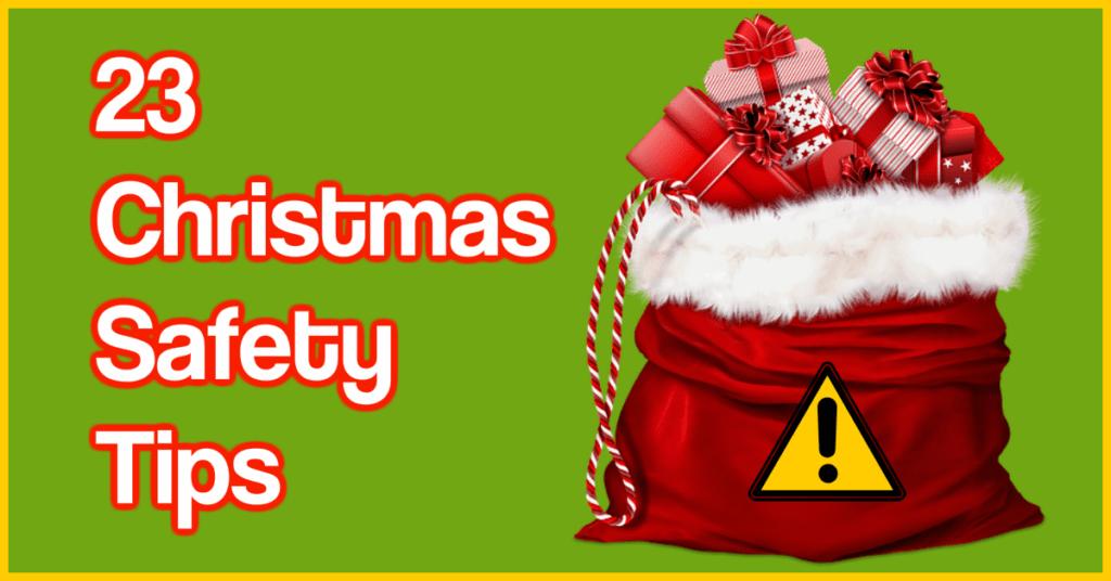 23 Christmas Safety
