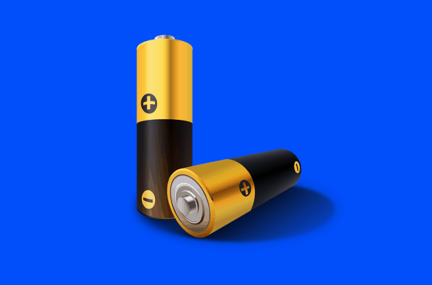 Christmas Safety Batteries