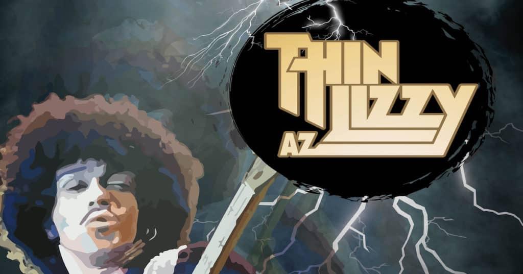 Thin Az Lizzy | Thin Lizzy Tribute Warrenpoint April 2019 Eventbrite tickets