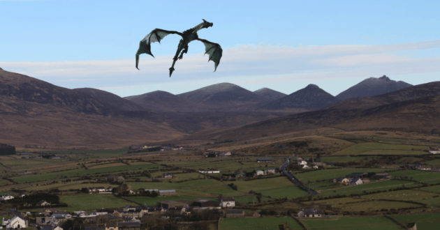 Game of Thrones Dragons County Down