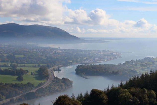 Flagstaff View of Warrenpoint