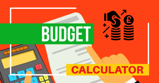 What's The Point Budget Calculator Planner