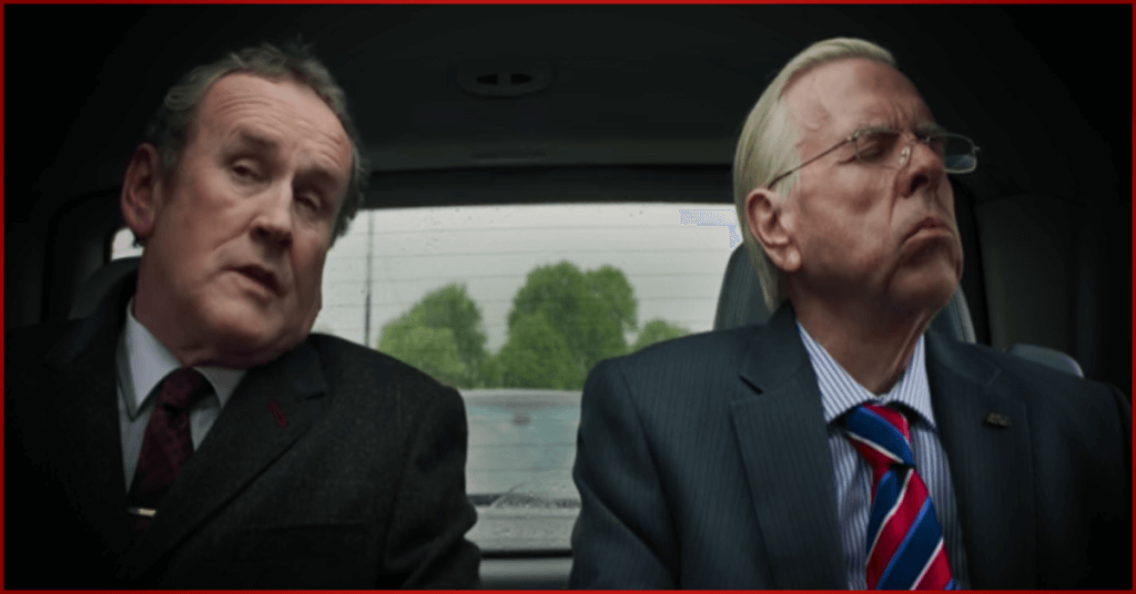 Martin McGuinness and Ian Paisley movie trailer: The Journey