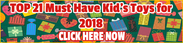 Top Toys For 2018