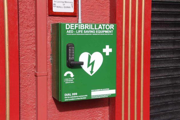 Defibrillators Warrenpoint County Down