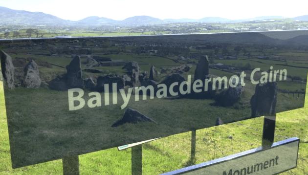 Ballydermot Cairn Newry Meigh County Armagh
