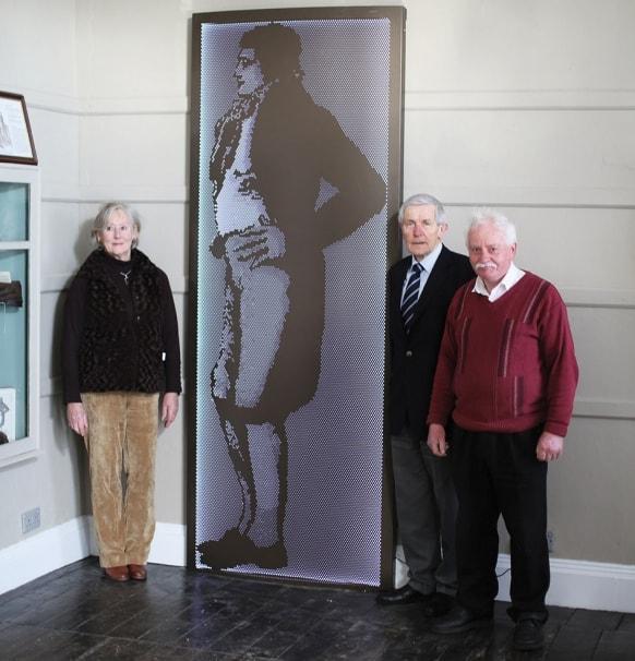 Giant of Kinsale and Patrick Murphy the Irish Giant