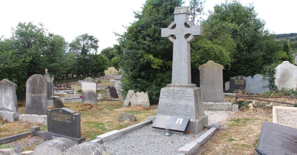 Patrick Murphy Irish Giant Grave