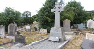 Patrick Murphy Irish Giant Grave