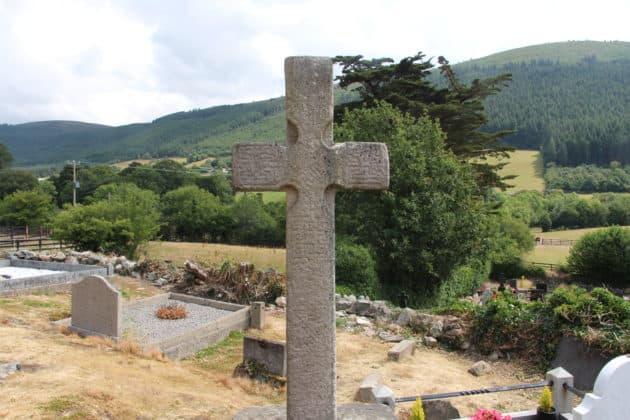 8th Century Celtic Cross Rostrevor