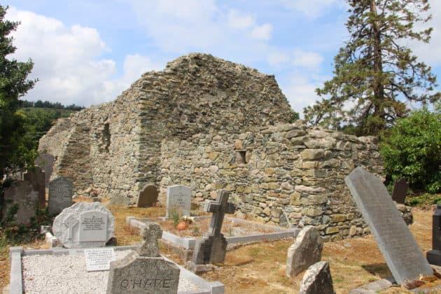 St Bronagh's Church , Kilbroney Rostrevo