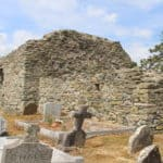 Kilbroney Graveyard, Rostrevor – 8th Century Celtic Cross, An Ancient Chapel and The World's Tallest Man