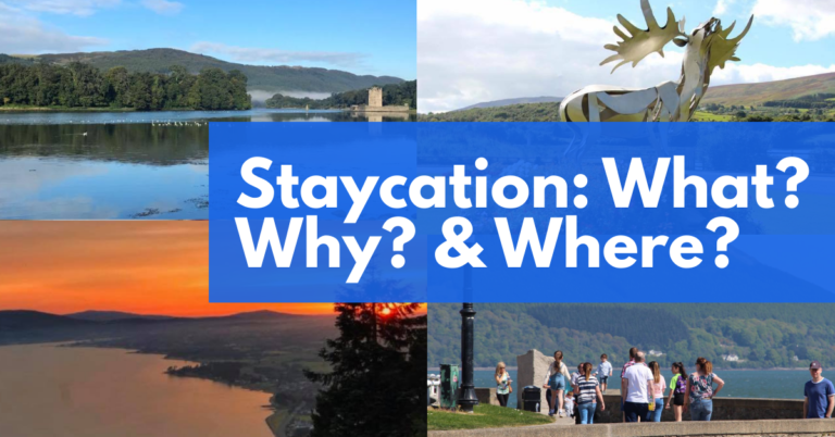Staycation in Northern Ireland