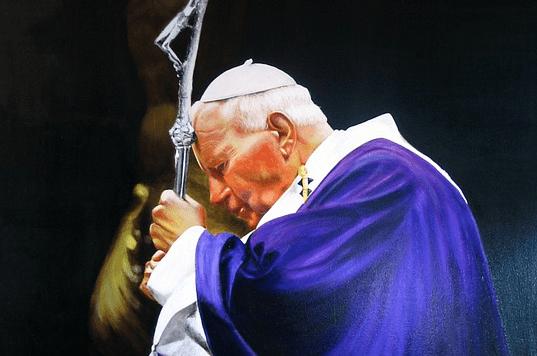 Pope John Paul II visit to Ireland