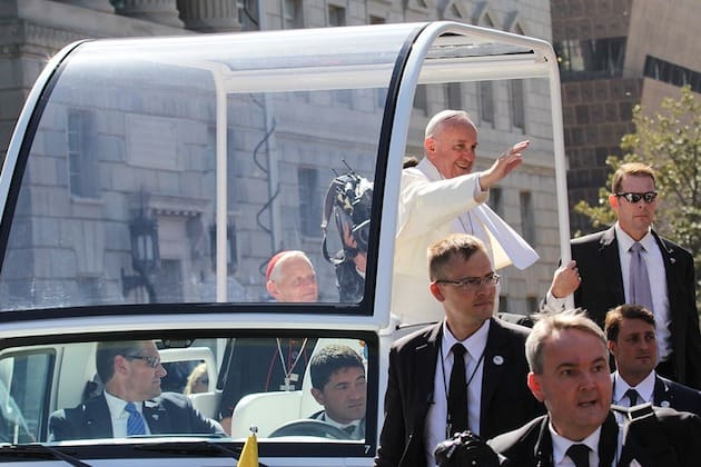 Popes visit to Ireland August 2018