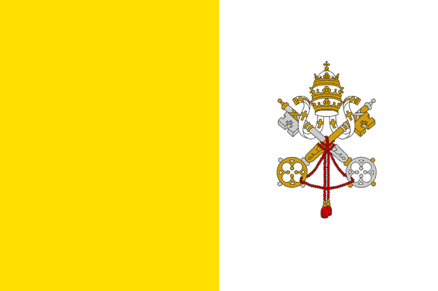 Pope Papal Flags for sale Irish visit