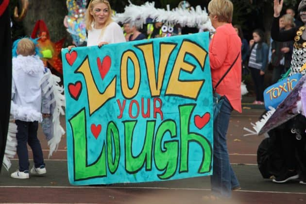Love Your Lough Wake The Giant Warrenpoint 2018