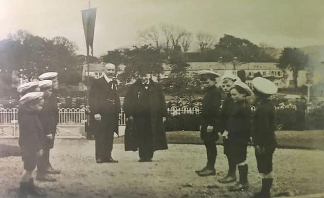 Warrenpoint Municipal Park Opening 1906