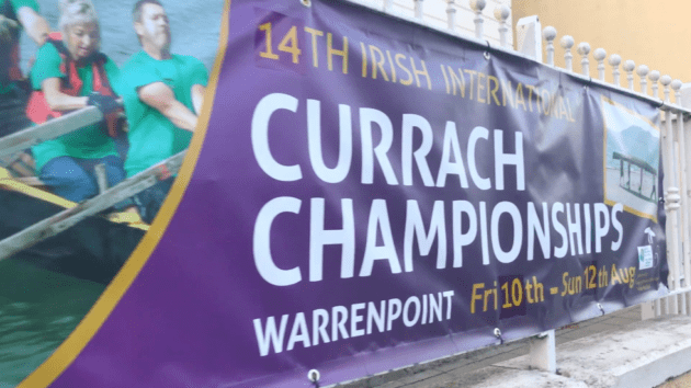 The 14th Irish International Currach Championships