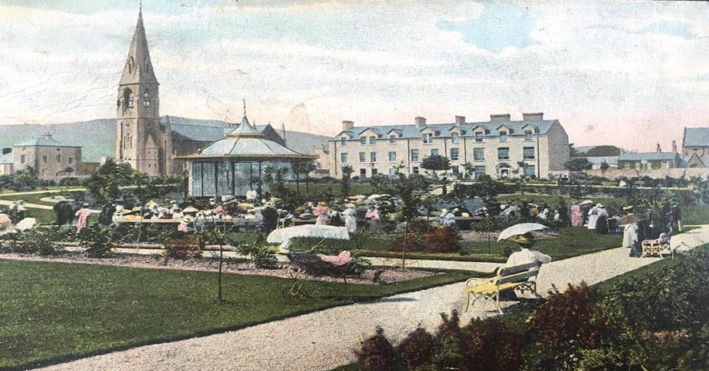 History of Warrenpoint Bandstand