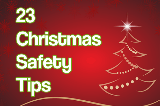 Christmas Safety 23 tips