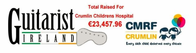 CMFR Crumlin Guitarist Ireland