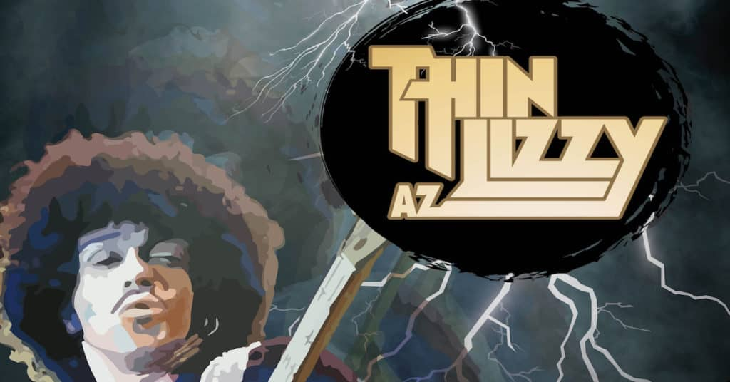 Thin Az Lizzy | Thin Lizzy Tribute Warrenpoint April 2019 Eventbrite tickets
