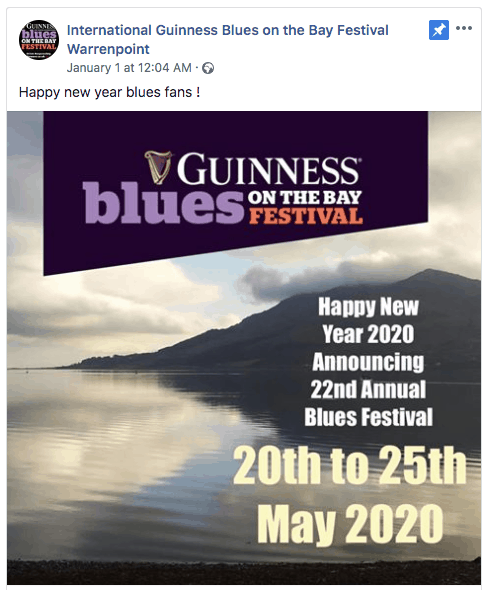 Warrenpoint Blues Festival 2020