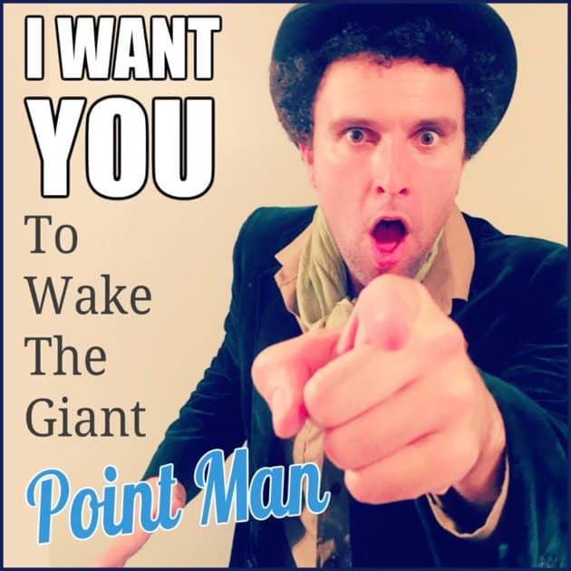 The Point Man Wake The Giant Warrenpoint