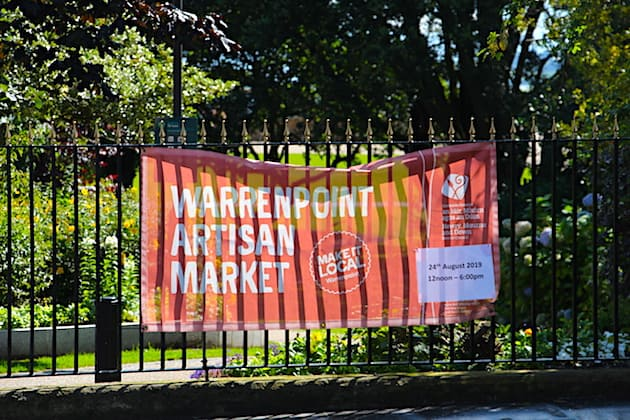 Artisan Market Warrenpoint Park