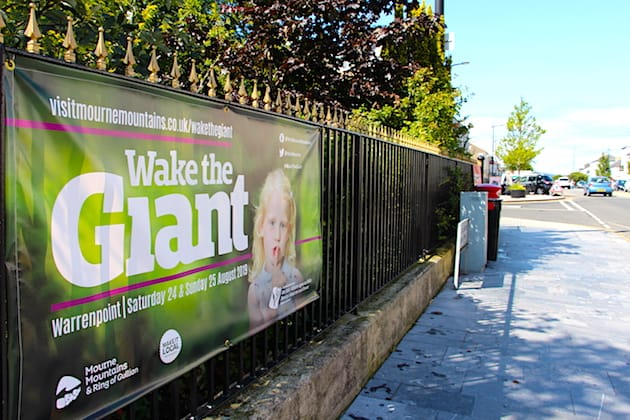 Wake The Giant Parade 2019