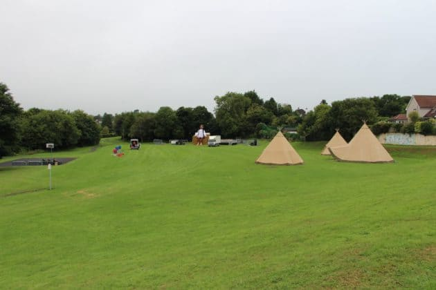 Wake The Giant Warrenpoint Clonallon Park