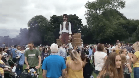 Wake the Giant Warrenpoint 2019