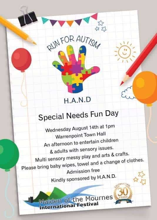 Special Needs Fun Day Warrenpoint