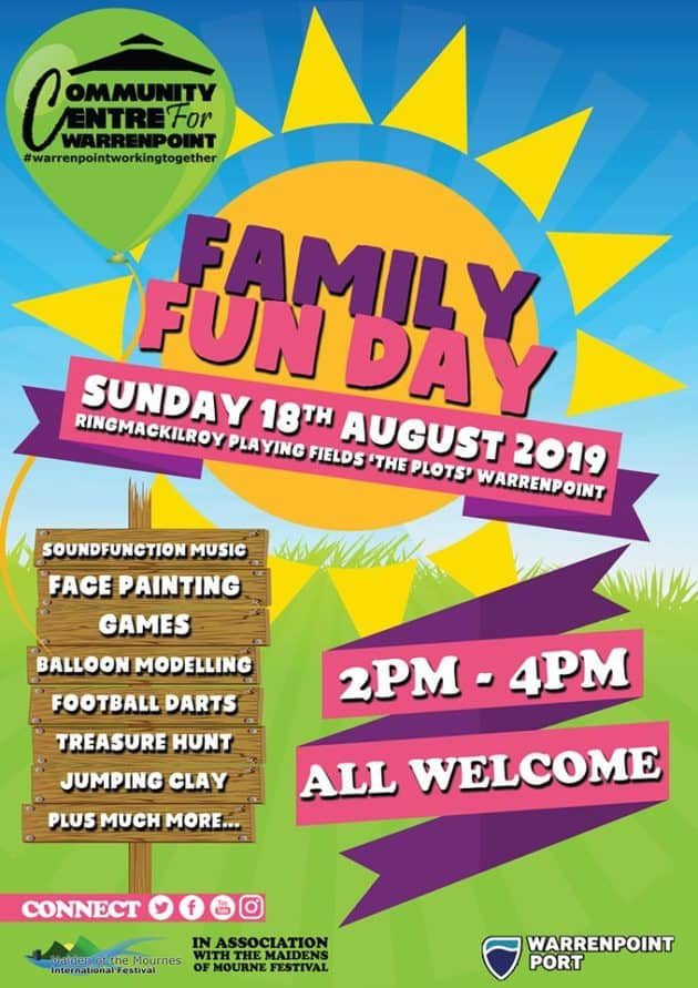 Community Centre For Warrenpoint Family Fun Day
