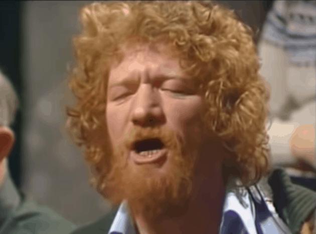 Luke Kelly Raglan Road 7 Irish Love Stories