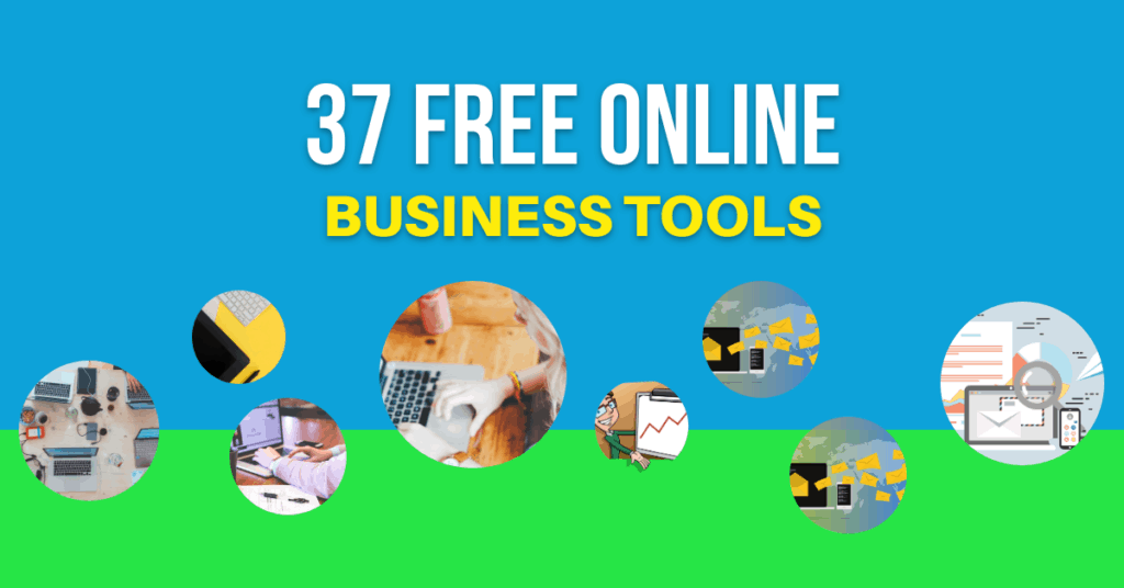 37 Free Online Business Tools Adrian Curran