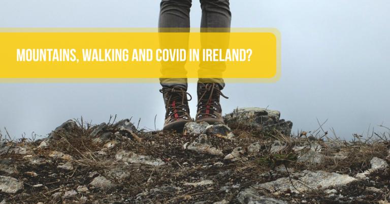 Mountain Walking in Ireland