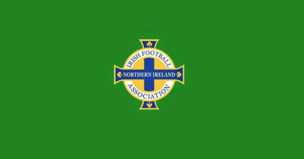 Flags for Northern Ireland Football Team