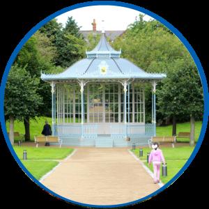 Municipal Park Warrenpoint Carlingford Lough