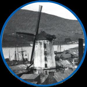 Warrenpoint Windmill Carlingford Lough