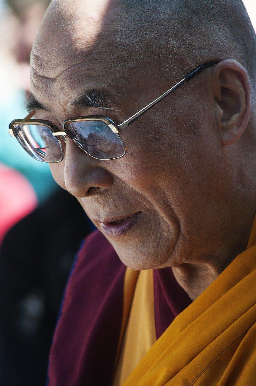 dalai lama, tibet, buddhism