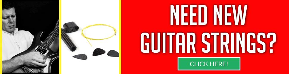 Adrian Curran Guitar Strings