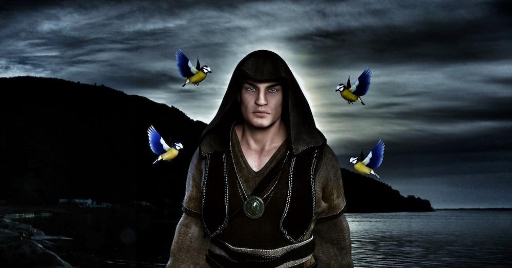Aengus the god of love Celtic Gods