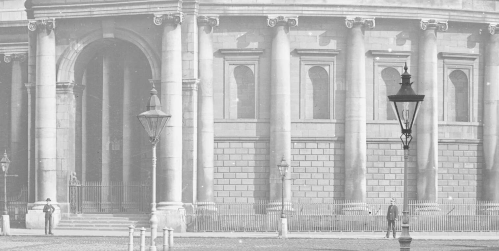 Bank of Ireland Building Dublin