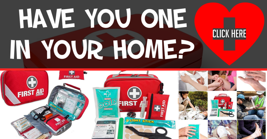 Text a nurse Northern Ireland First Aid Kit